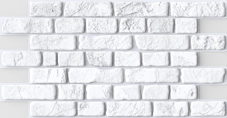 PVC panel Brick Retro White.jpg