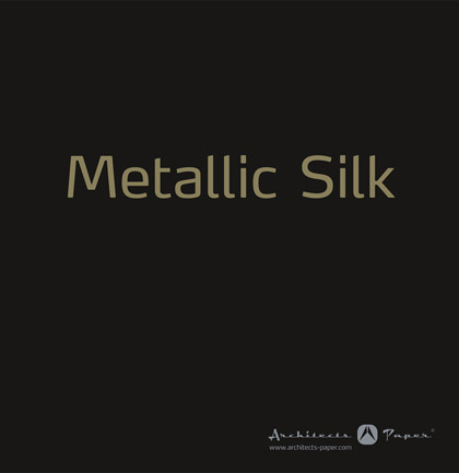 Metalic silk