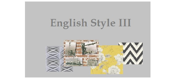English Style III